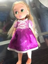 DISNEY STORE RAPUNZEL ANIMATORS TODDLER DOLL