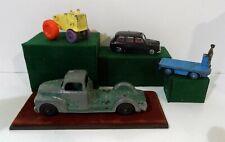 Vintage Mixed Lot Die Cast Cars Trucks Vehicles Hubley Corgi Dinky Tootsietoy