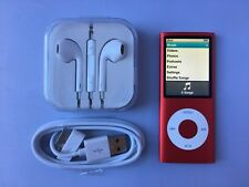 Apple iPod nano chromatic Red (8GB) mint