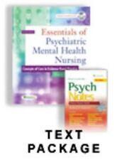 Essentials of Psychiatric Mental Health Nursing, 4th Ed + PsychNotes, 2nd Ed