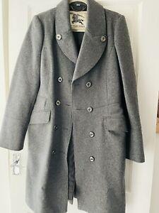 Stunning Burberry Prorsum Coat Size 12, Low Start No Reserve!