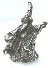 Wizard Pewter Figure, Manufactured in UK