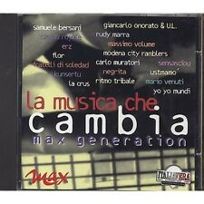 FLOR KUNSERTU RUDY MARRA MASSIMO VOLUME NEGRITA ERZ USTMAMO - CD 1995 NEAR MINT