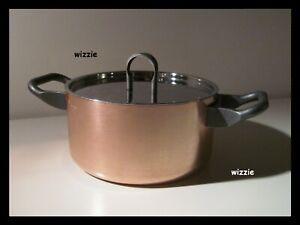 ALESSI : La Cintura Di Orione Casserole 90101/16 with lid ~ Richard Sapper