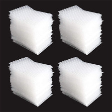 200pack Small Bubble Mailers 4 X 6 Inchbubble Pouches Bubble Out Bags Clear Bags