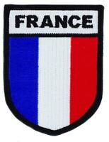 Patch Ecusson brodé OPEX FRANCE Armée airsoft NEUF