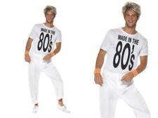 Disfraces de hombre talla XL Años 80