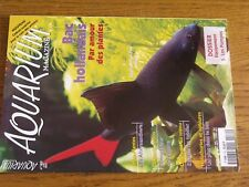 $$$ Revue Aquarium Magazine N°182 AlternantheraXiphosPompesTubifexHoloth