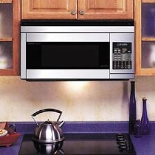 Sharp 1.1 cu. ft. Over-the-Range Convection Microwave Oven R-1874 #1