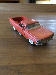 Tootsie Toy Hard Body '59 Chevy El Camino 1/32 Opening Doors & Tailgate