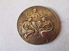 Médaille déco honneur EXPOSITION UNIVERSELLE LIEGE 1905 Belgique medal medaglia