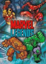 MARVEL LEGENDS SINGLE /BASE/BASIC CARDS ..001 to 072 CHOOSE   BY TOPPS