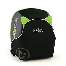 Trunki BoostApak Travel Backpack Booster Car Seat (Green) Green