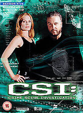 CSI: Crime Scene Investigation - Las Vegas - Season 5 Part 1 [DVD], New DVD, Pau