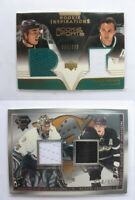 2003-04 Pacific Luxury Suite #24 Fedorov Giguere 614/650 dual jersey