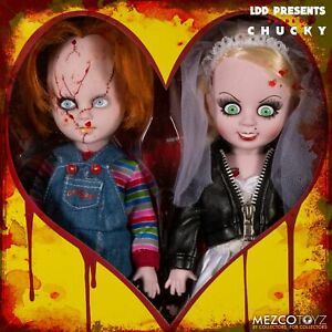 Living Dead Dolls - Bride of Chucky twin pack