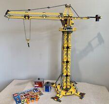 LEGO City 7905 Building Crane Construction Missing Small Pieces