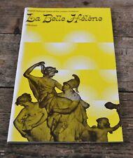 More details for vintage english national opera coliseum programme la belle helene 1975