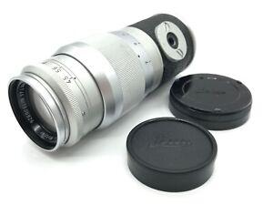 【EXC】 Leica Hektor 135mm F4.5 13.5cm Lens Earnst Leitz Gmbh  From Japan 43