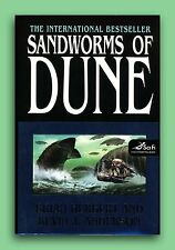 BRIAN HERBERT & KEVIN J. ANDERSON *SANDWORMS OF DUNE *1ST/1ST *BRAND NEW