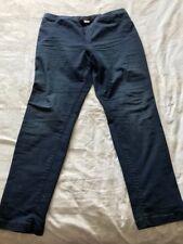 M&S Stretch Jeans, Indigo Blue, Size 20