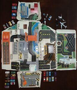 Micro Machines Lot - Vintage Vehicles & Playset - Rare