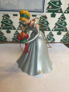 Cinderella Disney Princess Grolier Christmas Presidents EDT Ornament New In Box