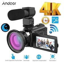 Andoer WiFi 4K 48MP 16X ZOOM 3
