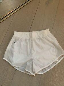 Nike Womens Running Shorts White XS
