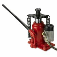 20 Ton Air Hydraulic Bottle Jack | Lift Repair Car Truck Semi Heavy Duty