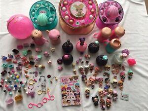 Lol surprise dolls massive bundle 29 Large dolls, 23, Babies, 10 Pets