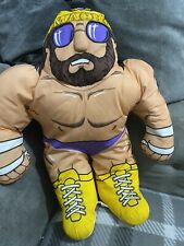 Vintage Tonka WWF / WWE Macho Man Randy Savage MACHO KING  Wrestling Buddies