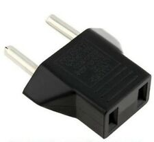 EUROPE travel adapter. US//CAN/CN/JP to EU converter. USA/CHINA/JAPAN to EUROPE