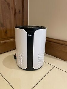 BOXED - SWAN 25W Portable Indoor Digital AIR PURIFIER, HEPA Filter, 3 Speed