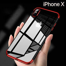 Housse Etui Coque Bumper Antichocs Case Cover Apple iPhone X