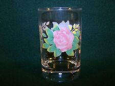 Corning / Corelle ~ Elegant Rose ~ 7 Oz. Juice Glass