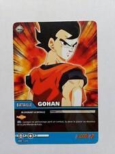 Carte Dragon ball Z Gohan DB-508