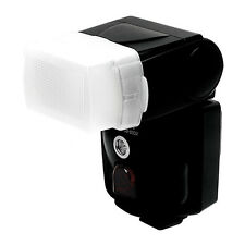 Nikon SB800 Speedlite White Plastic SB-800 Flash Bounce Diffuser Dome Cover