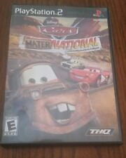 Cars: Mater-National Championship (Playstation PS2) no manual