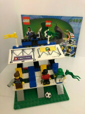 Lego 3403 Sports Soccer FAN'S GRANDSTAND WITH SCOREBOARD w/Instructions