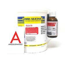 GLS-70 Prochima Gomma siliconica liquida da colata 1 kg stampi modellismo