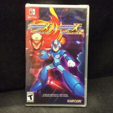 Mega Man X Legacy Collection 1+2 (Nintendo Switch) BRAND NEW
