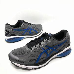 ✅❤️✅@ NWOB ASICS Mens GT-1000 5  Athletic Imperial Black Running Shoe 8 Eu41.5