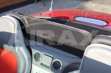 AIRAX Netz windschott schwarz Mazda Miata MX5 MX-5 MK3 NC ab 2005-2015