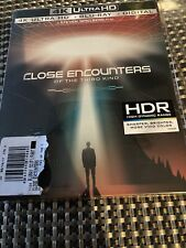 Close Encounters of the Third Kind 4K/Blu-ray/Digital Steelbook - (Read Notes)