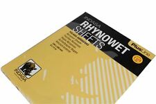 Indasa Rhynowet P600 600's WET OR DRY FINE 25 Sheets