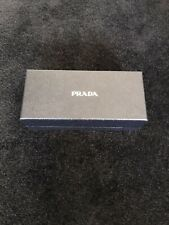 Prada empty Authentic sunglasses box-Black