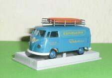 Brekina 32683: VW T1b, Kasten, Zündapp Delphin - 100 Jahre Zündapp