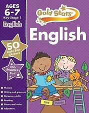 ENGLISH KEY STAGE 1 KS1 AGE 6-7 - NEW WORKBOOK WITH PRACTICE PAD + 50 STICKERS