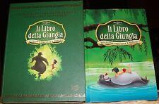 IL LIBRO DELLA GIUNGLA Ed. Speciale GIFT - 2 DVD Walt Disney NUOVO